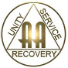 Alcoholics Anonymous Retina Logo